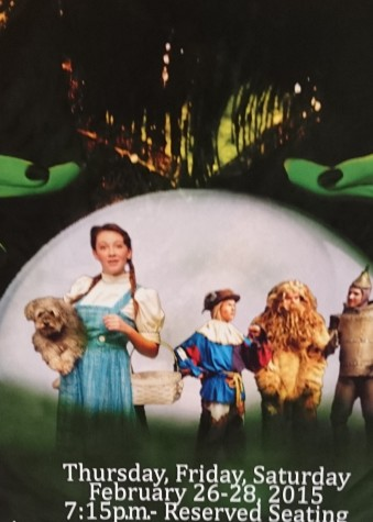The teaser of The Wizard of Oz