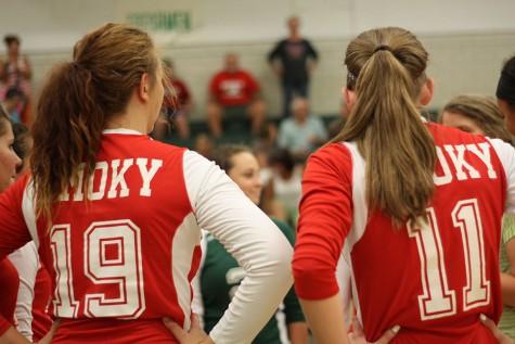 Varsity Volleyball Game