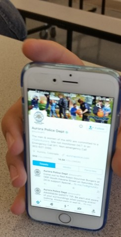 Police use Social Media to Fight Crime