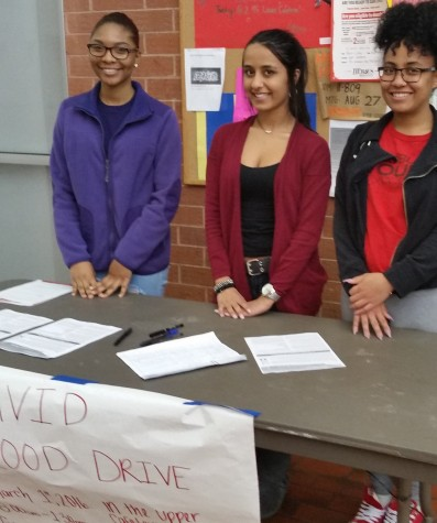 AVID is Accepting Students for a Blood Drive
