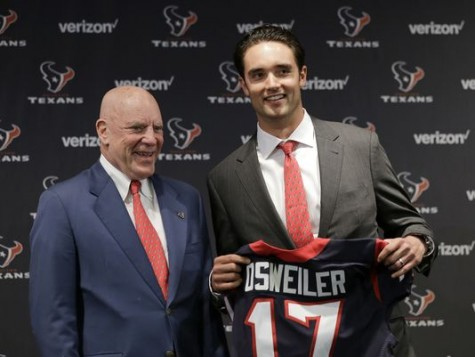 How the Texans Stole Brock Osweiler from the Broncos