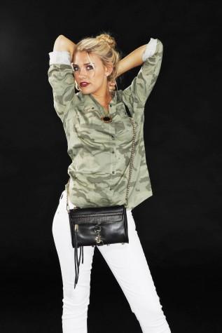 Denim springs into fashion this season