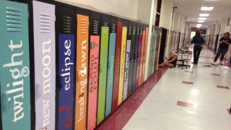 Library Lockers to Become Next Art Installation
