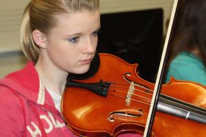Emma Keohane and Symphony Orchestra