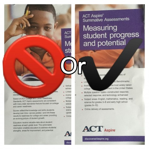 Opt Out vs Just Take The Test? ACT Aspire