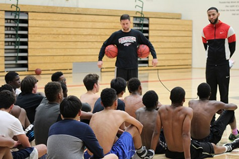 Basketball Tryouts Finished, Official Varsity Roster Finalized