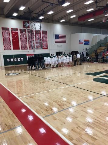 Varsity Basketball non-conference game tonight vs. Rocky Mountain