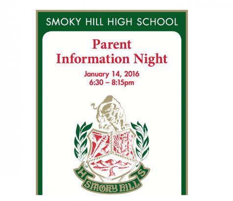 Incoming Freshmen Parent Information Night