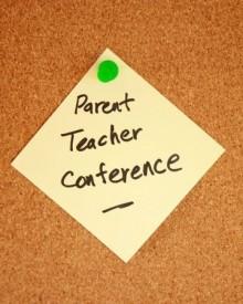 Parent Teacher Conferences 2016