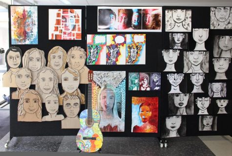 IB Visual Arts Show