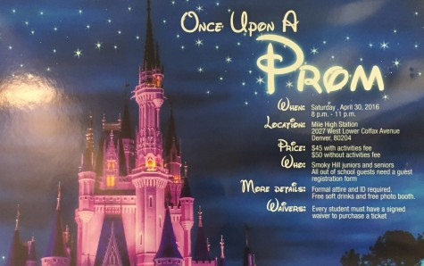 Once Upon A Prom