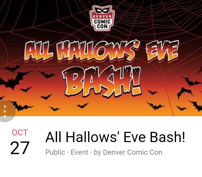 All Hallows's Eve Bash