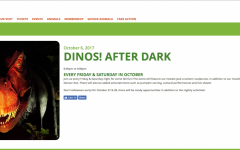 DINOS Come To Life After dark, Boo At The Zoo