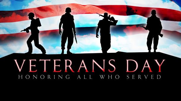 Smoky Hill Celebrates Veterans Day!