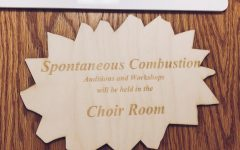 Spontaneous Combustion Auditions