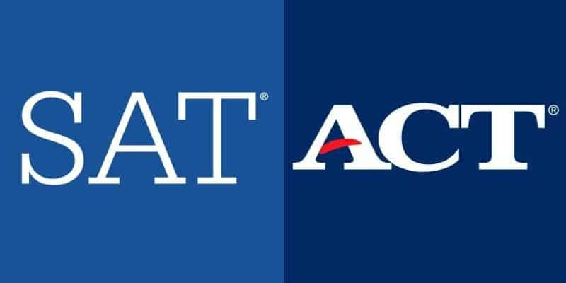 ACT and SAT dates and schedule