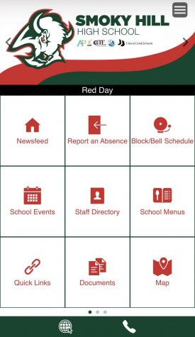 Smoky Hill's Incoming App