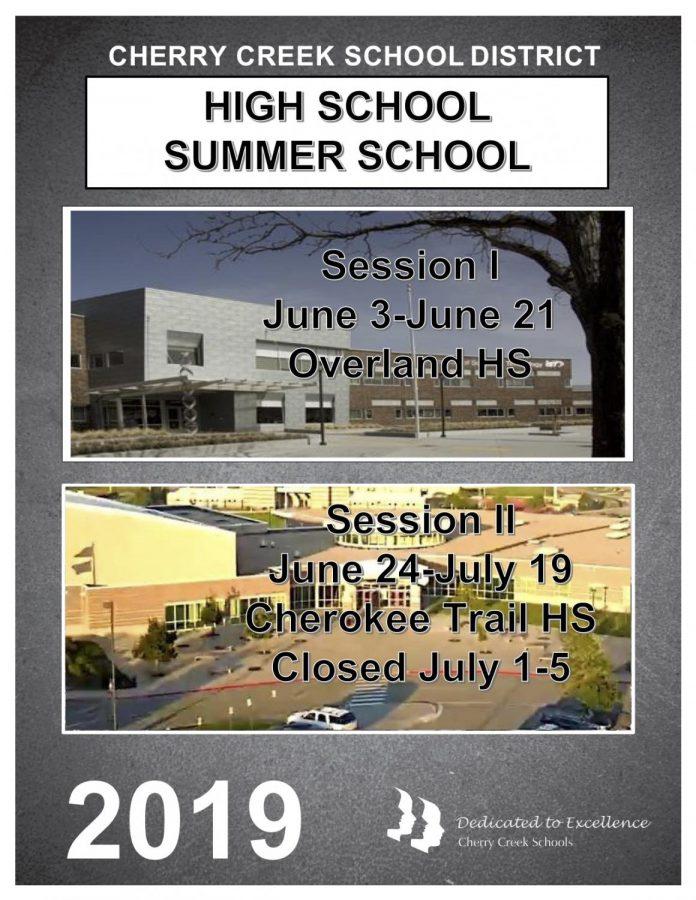 Summer School Requirements – Smoky Now