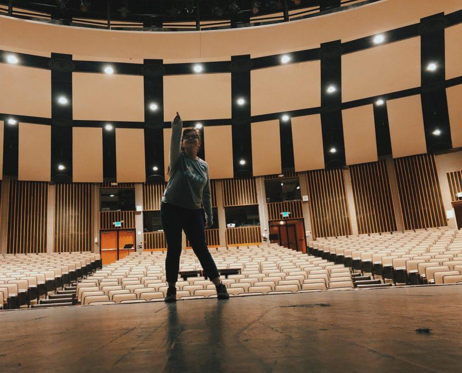 Alicia Dante- Student Director