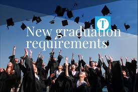 New CCSD Graduation Requirements