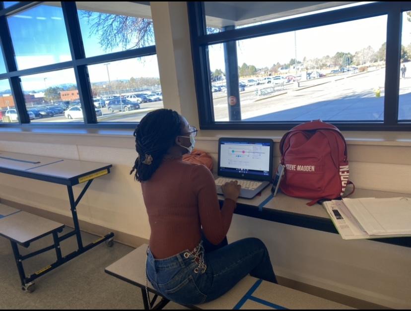 Stress with online schools