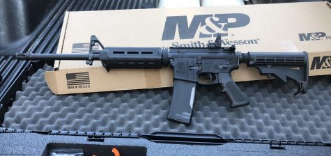 Smith and Wesson MP-15 Sport 2 AR15 style sporting rifle