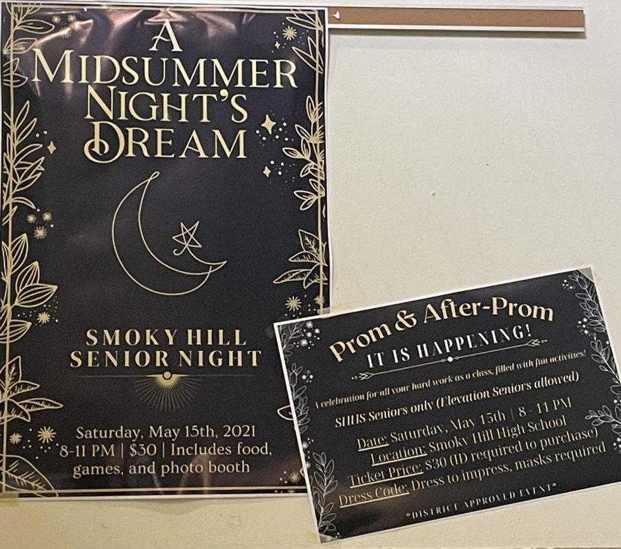 Smoky Hill Prom 2021